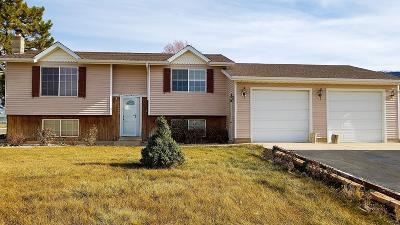 Cedar City Single Family Home For Sale: 4612 Tomahawk Dr