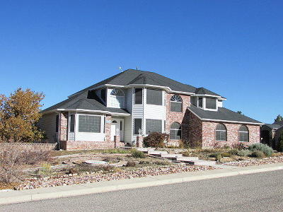 Cedar City Single Family Home For Sale: 2125 N Bandtail Cir