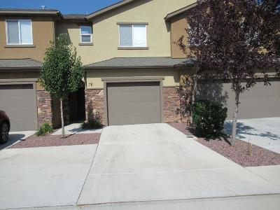 Cedar City Condo/Townhouse For Sale: 1177 N Northfield