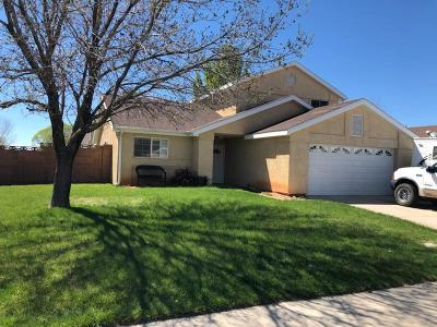 Cedar City Single Family Home For Sale: 35 N 4050 W