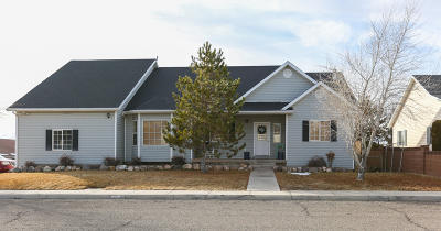 Cedar City Single Family Home For Sale: 692 S 2075 W