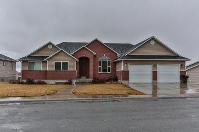 Beaver, Minersville, Milford Single Family Home For Sale: 397 N 1100 East