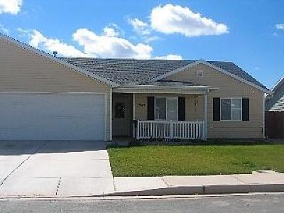 Cedar City Single Family Home For Sale: 4241 W 200 N