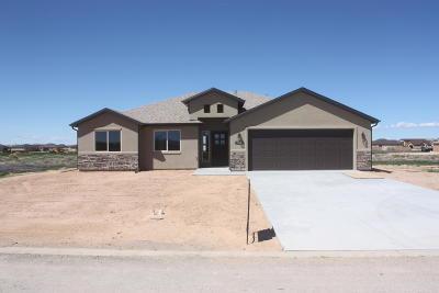 Cedar City Single Family Home For Sale: 2180 W Gallant Fox W