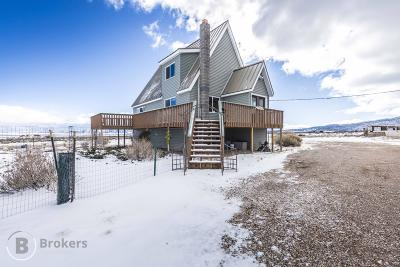 Cedar City Single Family Home For Sale: 8755 W 1800 S