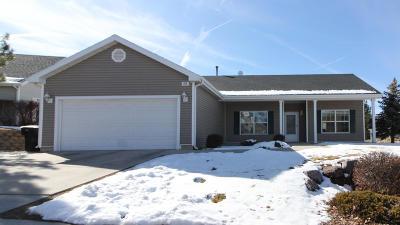 Cedar City Single Family Home For Sale: 355 N Beacon Dr