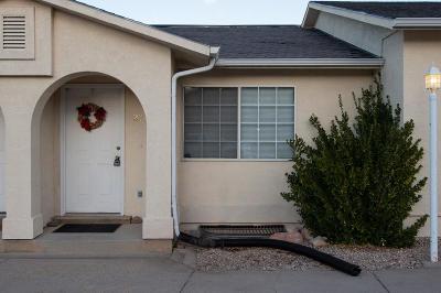 Cedar City Condo/Townhouse For Sale: 99 N 1850 W