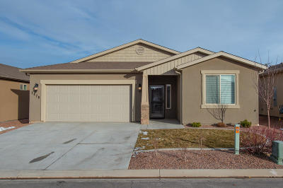 Cedar City Single Family Home For Sale: 1476 N 500 W