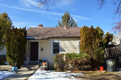 Cedar City Single Family Home For Sale: 35 N 700 W
