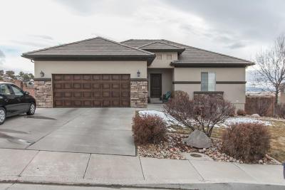 Cedar City Single Family Home For Sale: 372. S 3525. W