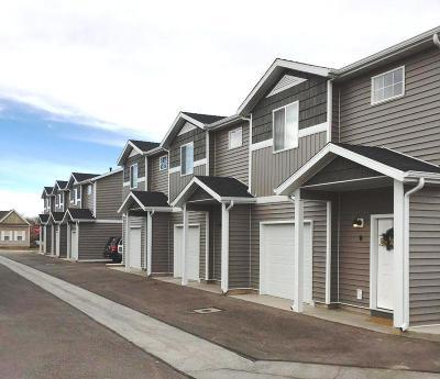 Cedar City Condo/Townhouse For Sale: 314 N 300 W ~ Unit 5