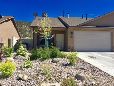 Cedar City Single Family Home Accepting Backup Offers: 301 W Bristlecone Dr