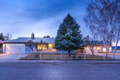 Parowan Single Family Home For Sale: 232 S 700 W