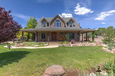 New Harmony Single Family Home For Sale: 1474 S 2300 E