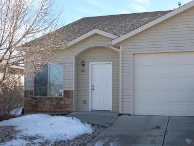 Cedar City Single Family Home For Sale: 861 S 170 W