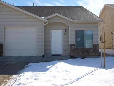 Cedar City Single Family Home For Sale: 863 S 170 W