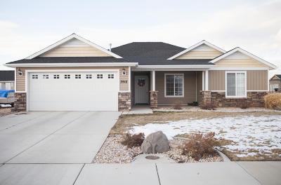 Cedar City Single Family Home For Sale: 3912 W 100 S