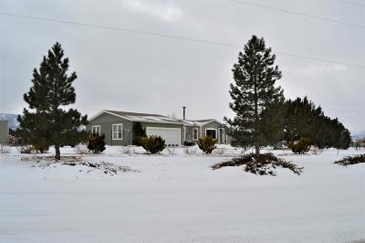 Cedar City Single Family Home For Sale: 4311 W 1400 S