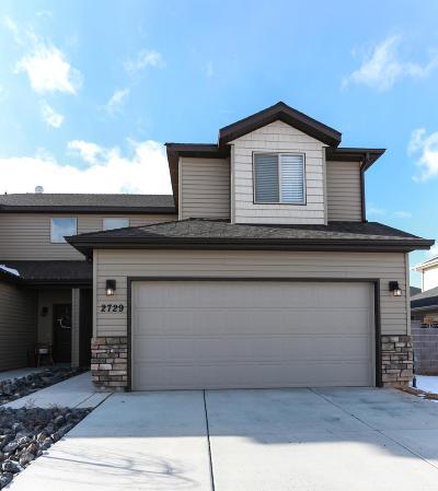 Cedar City Single Family Home For Sale: 2729 N Clark Parkway