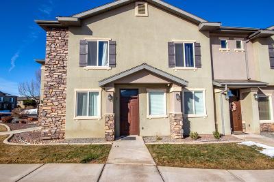 Cedar City Condo/Townhouse For Sale: 1177 N Northfield Rd