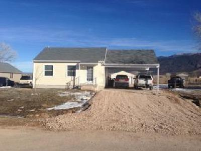 Enoch Single Family Home For Sale: 4026 N Quarterhorse Dr