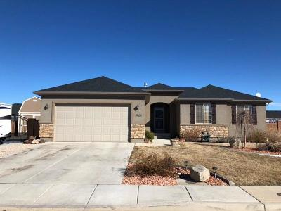 Cedar City UT Single Family Home For Sale: $305,900