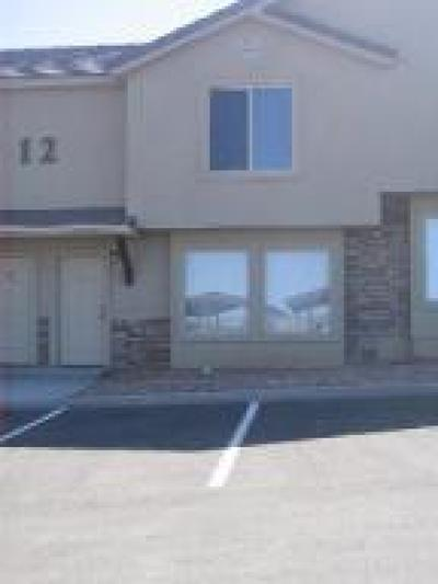 Cedar City UT Condo/Townhouse For Sale: $119,999