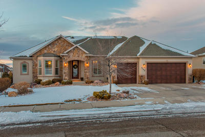 Cedar City Single Family Home For Sale: 2198 W 546 (Cody Dr.) S