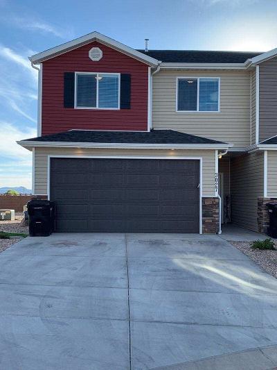 Cedar City Condo/Townhouse For Sale: 3027 N 125 E