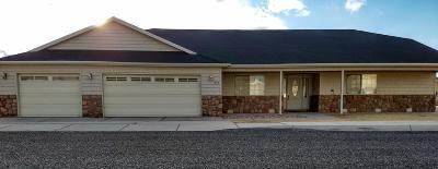 Cedar City Single Family Home For Sale: 1337 N 3625 W