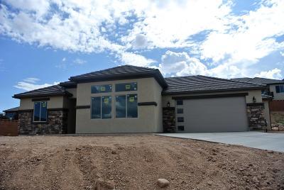 Cedar City Single Family Home For Sale: 371 S 3525 W