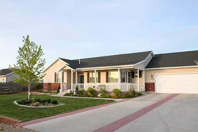 Enoch Single Family Home For Sale: 4432 Oregon Trail