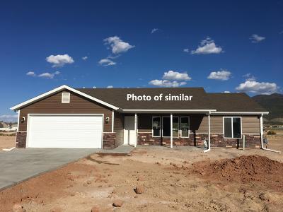 Enoch Single Family Home For Sale: 4339 N Prospector Ln