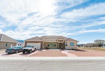 Enoch Single Family Home For Sale: 632 E 5140 N