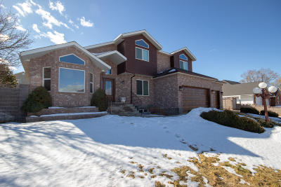 Cedar City Single Family Home For Sale: 2120 N Bandtail Cir