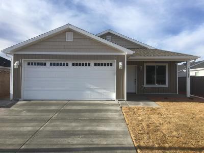 Parowan Single Family Home For Sale: 2278 W 475 S