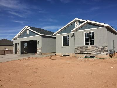 Cedar City Single Family Home For Sale: 927 S 4375 W