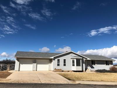 Cedar City Single Family Home For Sale: 14 S 2125 W