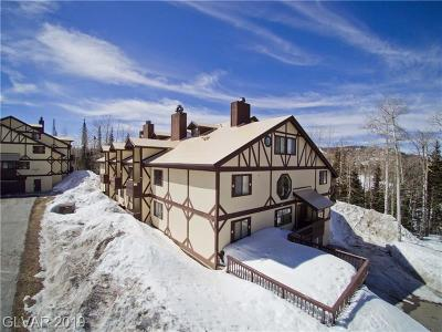 Brian Head Condo/Townhouse Accepting Backup Offers: 102 S Alpine