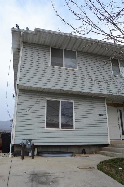Cedar City Condo/Townhouse For Sale: 1193 S Pinecone Dr