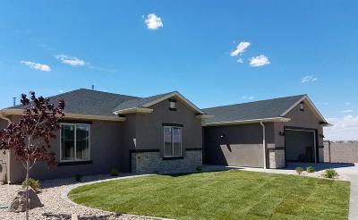 Cedar City Single Family Home For Sale: 1793 N 2975 W