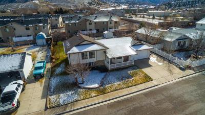 Cedar City Single Family Home For Sale: 1646 N 175 W