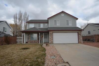 Cedar City Single Family Home For Sale: 2652 N 550 W