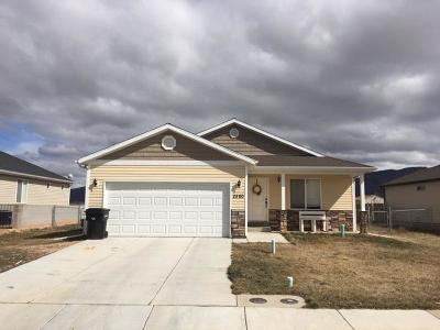 Cedar City Single Family Home For Sale: 2580 N Clark Parkway
