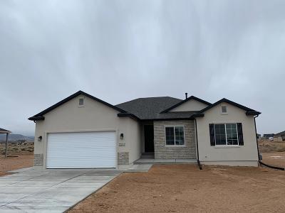 Cedar City UT Single Family Home For Sale: $284,900