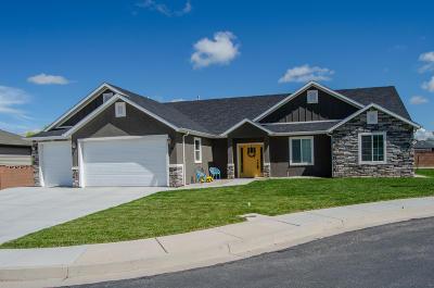 Cedar City Single Family Home For Sale: 90 W 2825 Cir