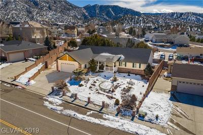 Cedar City Single Family Home For Sale: 922 E Nichols Canyon Rd