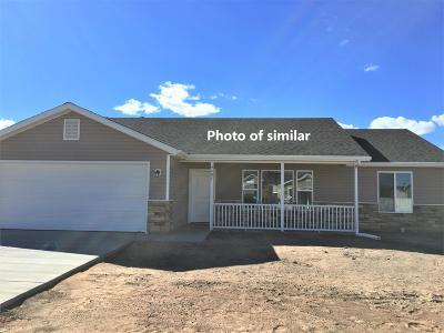 Enoch Single Family Home For Sale: 4357 N Prospector Ln