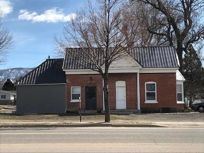 Beaver, Minersville, Milford Single Family Home For Sale: 410 N Main Street