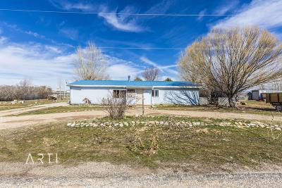 Cedar City Single Family Home For Sale: 2948 W 5300 N